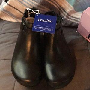 Black Birkenstock Papillio Esra Shoes/NWT/NIB